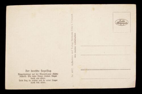 (Postcard) Der Deutsche Segelflug
