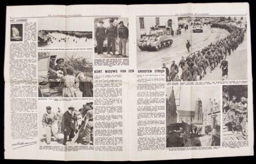 (Reistence newspaper) Vliegende Hollander No.36 Donderdag 15 Juni 1944