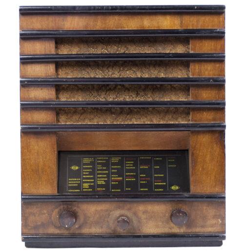 Tannenberg 214W radio reciever from 1934
