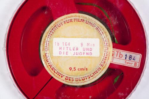 (Tape Audio Tonband) Hitler und die Jugend
