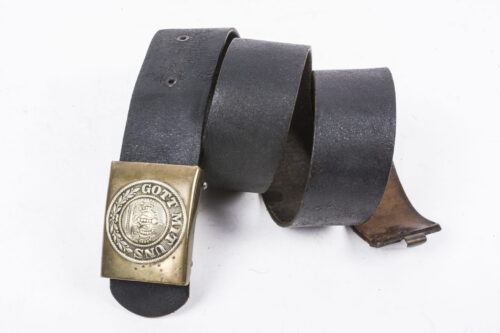 (WWI) Prussian belt and buckle