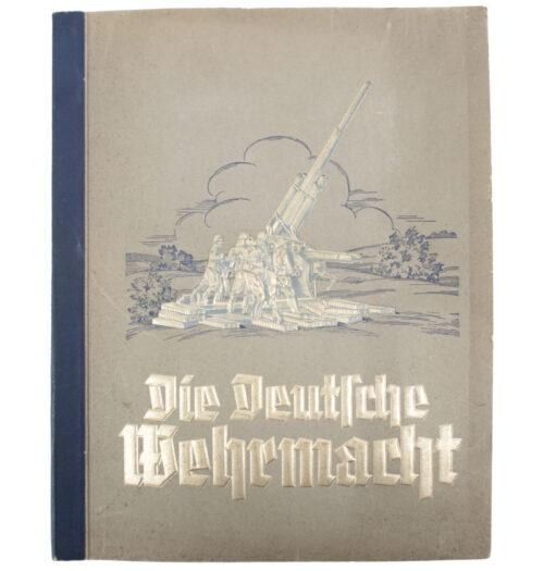 (Book) Die Deutsche Wehrmacht sammelalbum (1936)