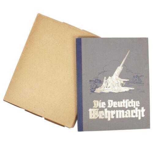 (Book) Die Deutsche Wehrmacht sammelalbum (1936) + Schuber