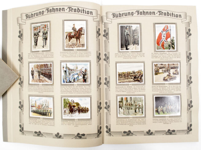 Die Deutsche Wehrmacht sammelalbum (1936)