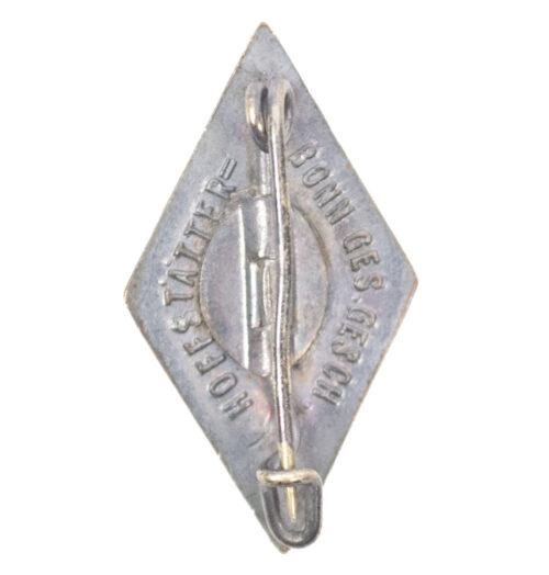 Hitlerjugend (HJ) memberbadge (Hoffstätter)