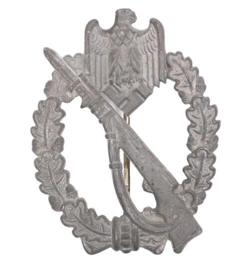 Infanterie Sturmabzeichen (ISA) Infantry Assault Badge (Zimmermann crimp)