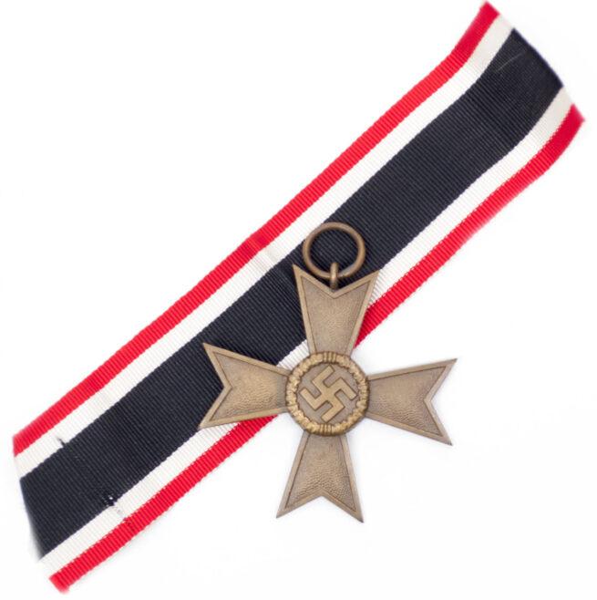 Kriegverdienstkreuz ohne Schwerter (KVK) War Merit cross without swords