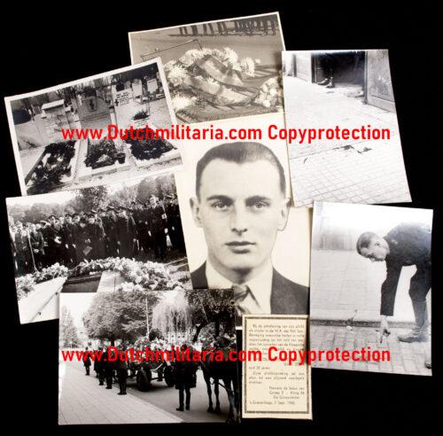 (NSB) WA-Man Peter Ton Funeral Photo collection