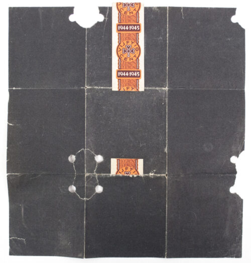 (NSB) Winterhulp Nederland (WHN) Loterij 1944 (WINNING TICKET!)