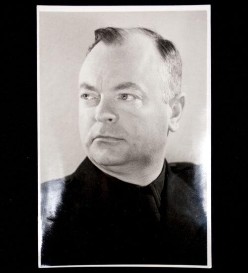 (Photo NSB) Anton Mussert portrait