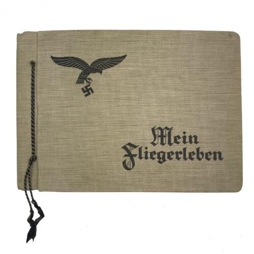 (Photoalbum) Mein Fliegerleben (occupied France, et cetera)