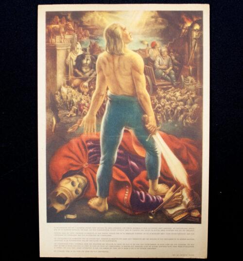 (Print) De Nieuwe Mens by Henri van de Velde (large size)