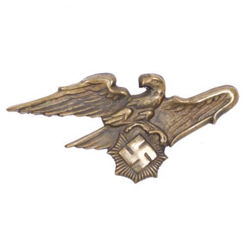 Reichsluftschutzbund (RLB) Visor cap badge