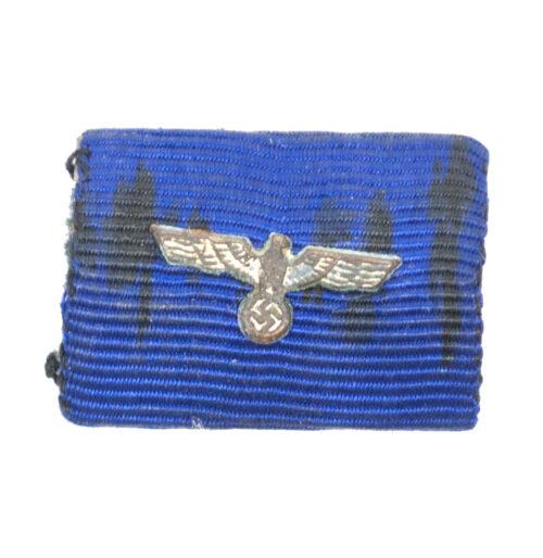Single ribbon Feldspange Wehrmacht Dienstauszeichnung 4 jahre
