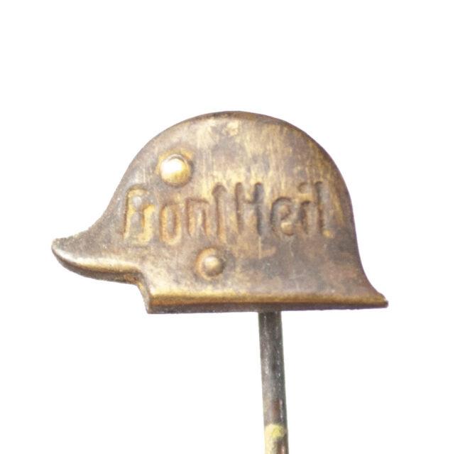 Stahlhelmbund Front Heil supporters stickpin