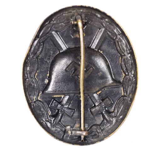 Verwundetenabzeichen Schwarz Black Woundbadge