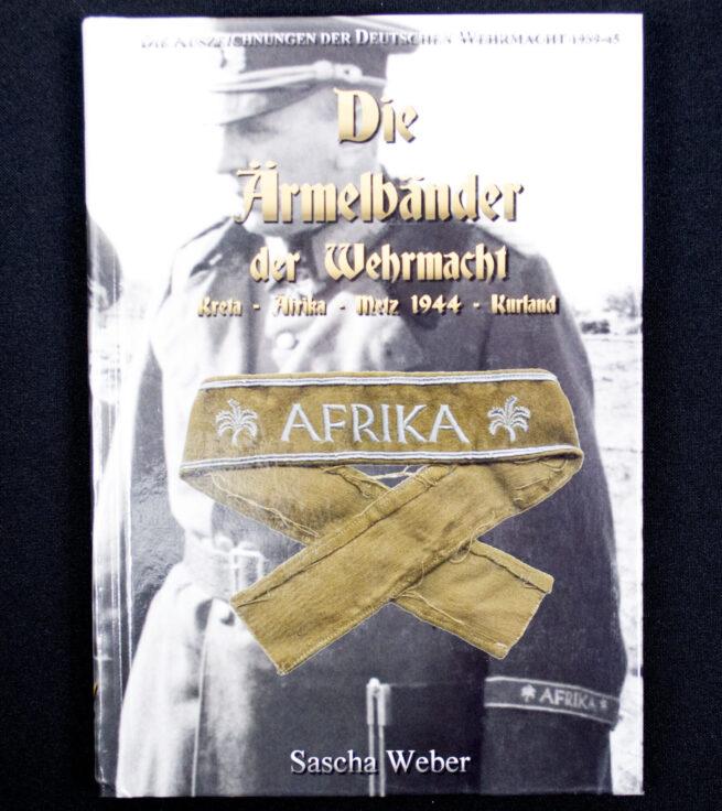 (Book) Die Ärmelbänder der Wehrmacht