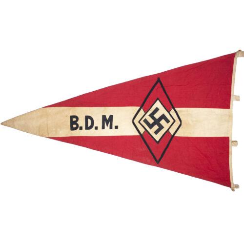 Bund deutscher Mädel (BDM) Gau Aachen Bezirk Düren flag