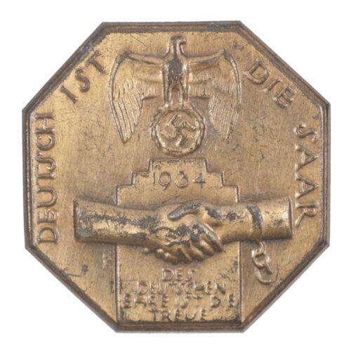 Deutsch ist die Saar (1934) abzeichen 1