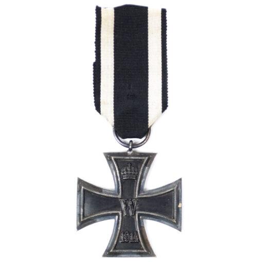 "WWI Eisernes Kreuz zeite klasse (EK2) Iron Cross second Class (maker ""KO"")"