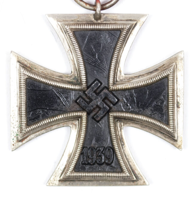 Eisernes Kreuz zweite Klasse (EK2) Iron Cross second class (maker S&L)