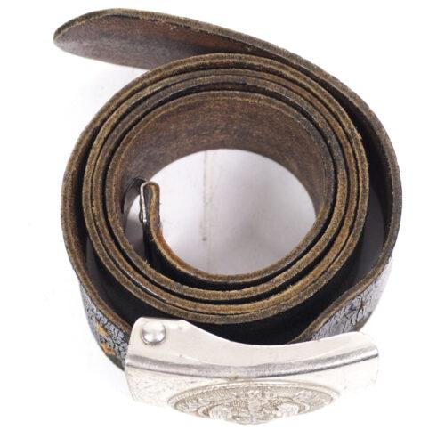 Hitlerjugend (HJ) belt + buckle