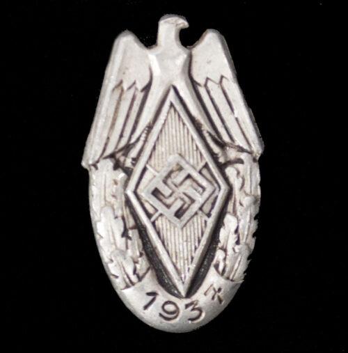 Hitlerjugend Leistungsabzeichen 1937 (Hillenbrand & Broer, Ludenscheid)