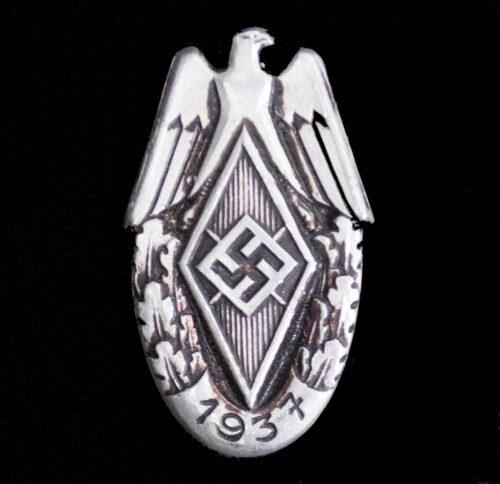 Hitlerjugend Leistungsabzeichen 1937 (Hillenbrand Ludenscheid)