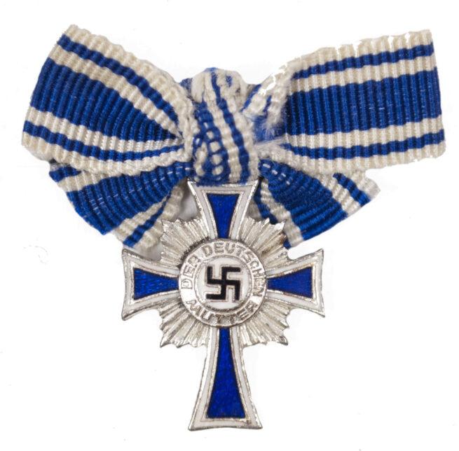 Mutterkreuz Motherscross silver miniature
