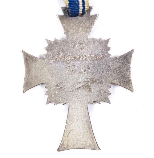 Mutterkreuz silber Motherscross silver