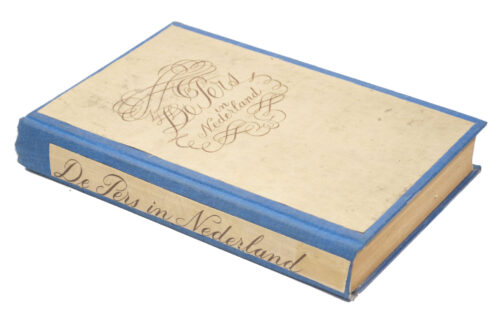 (NSB Book) De Pers in Nederland (Uitgeverij Opbouw)