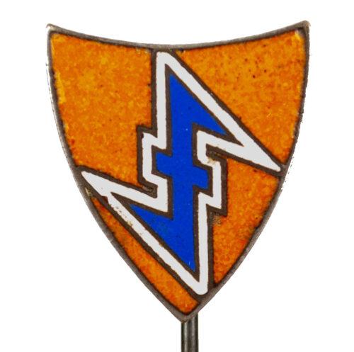 (NSB NSBND) Nationaal Socialistische Bond van Nederlanders in Duitschland memberpin
