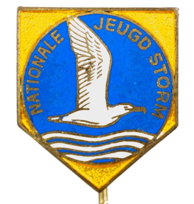 (NSB) Nationale Jeugdstorm (NJS) ledenspeld 1e type