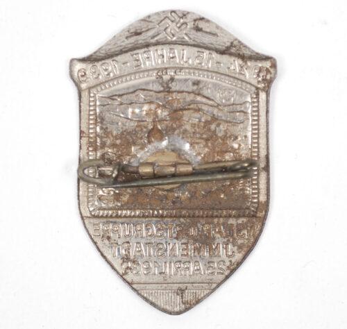 NSDAP Ortsgruppe Immenstadt 25.April 1936 abzeichen
