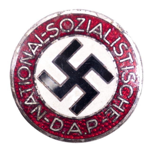 NSDAP Parteiabzeichen buttonhole variation (marked RZM M1102)