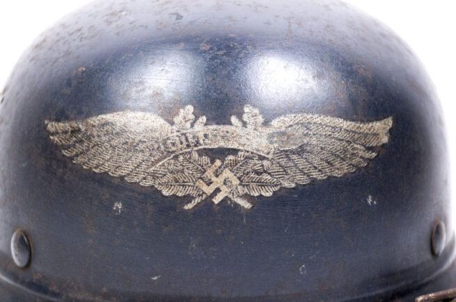 Reichssluftschutzbund (RLB) Helmet (size 55)