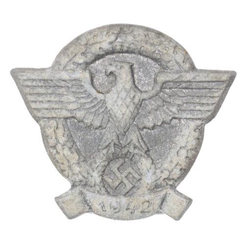 Tag der Polizei 1942 abzeichen