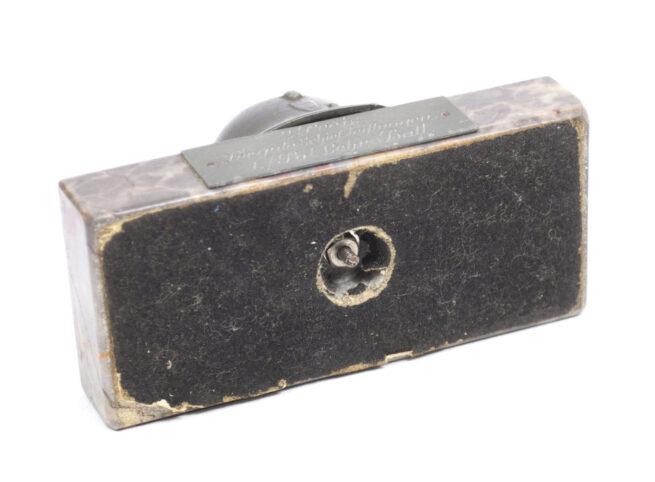 WWII German Shooting award 2. Preis für gute Schiessleistungen 1. Pol. Lehr. Batl.