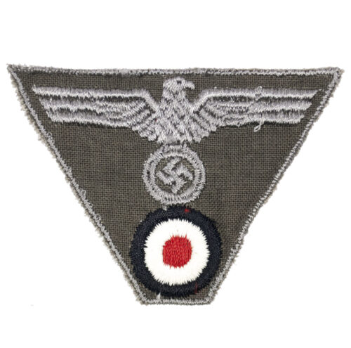 WWII Trapezoid Eagle for M43 cap