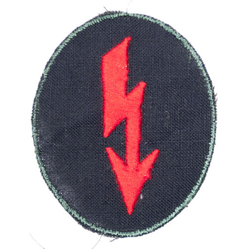 Wehrmacht (Heer) Ärmelabzeichen Funker Artillerie