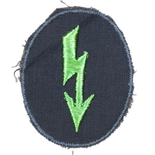 Wehrmacht (Heer) Ärmelabzeichen Funker Gebirgsjäger