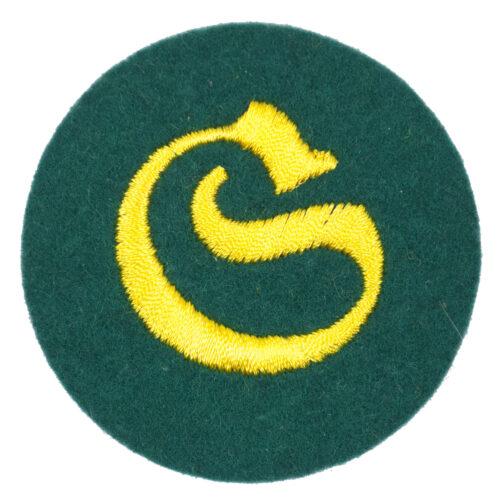Wehrmacht (Heer) Schirrmeister Tätigkeitsabzeichen