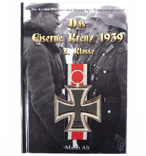 (Book) Mario Alt - Das Eiserne Kreuz 1939. 2. Klasse