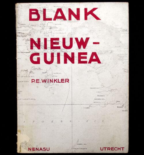 (Brochure NSB) Blank Nieuw-Guinea (1935)