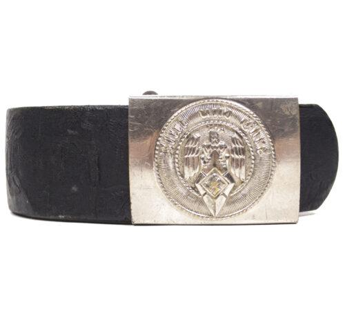 Hitlerjugend (HJ) belt + buckle (maker M439 Assmann)