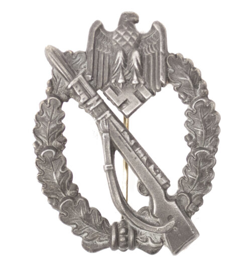 Infanterie Sturmabzeichen (ISA) Infantry Assault Badge (IAB) Maker Sohni Heubach & Co.