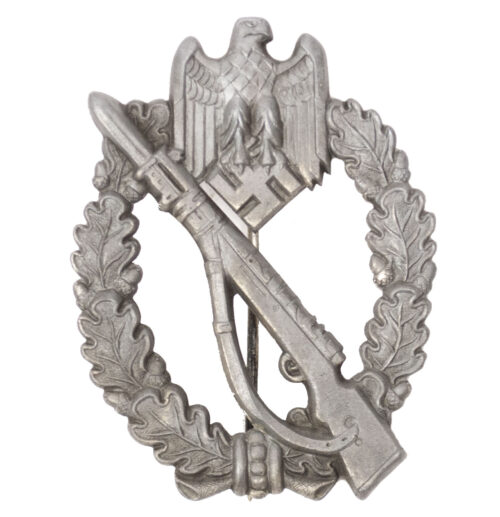 Infanterie Sturmabzeichen (ISA) / Infantry Assault Badge (IAB) Maker Sohni, Heubach & Co.