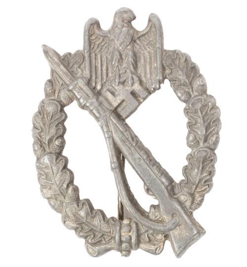 Infanterie Sturmabzeichen (ISA) Infantry Assault Badge (IAB) maker R.S. (Rudolf Souval)
