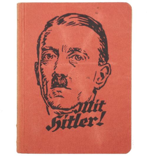 Liederbuch der Nationalsozialistischen Deutschen Arbeiterpartei (1931)