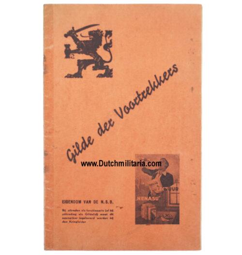 (NSB Brochure) Gilde der Voortrekkers